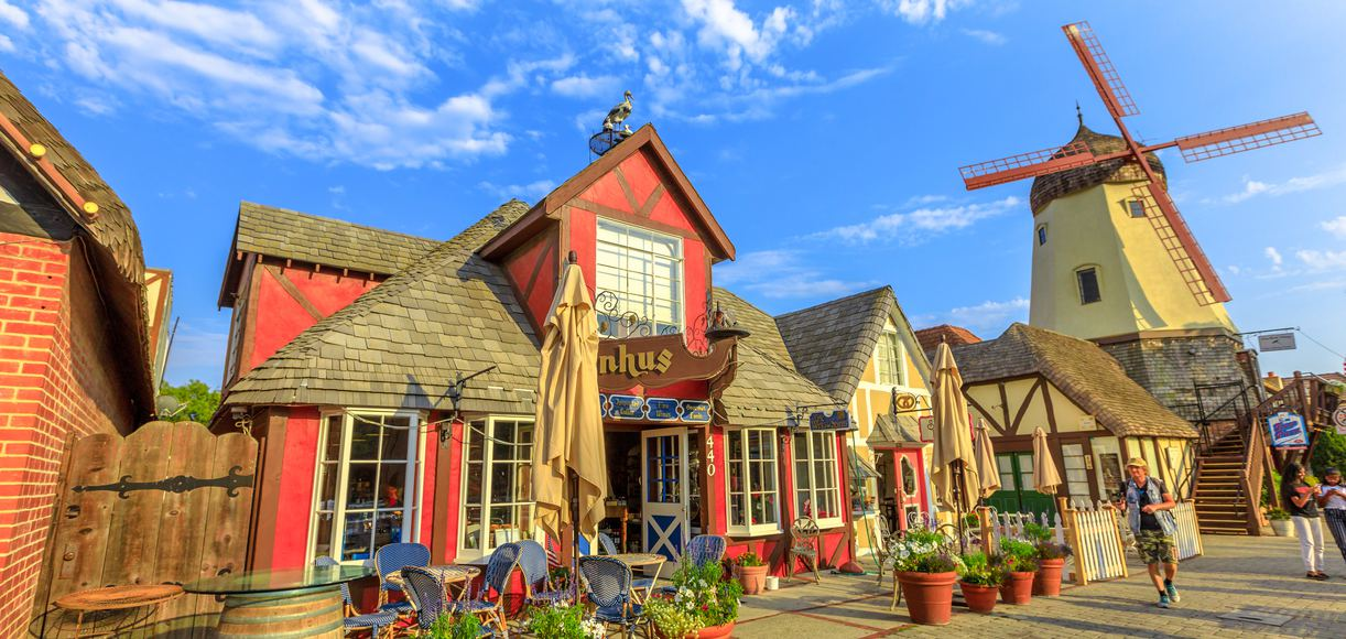 Solvang: A Danish Village in the Golden State