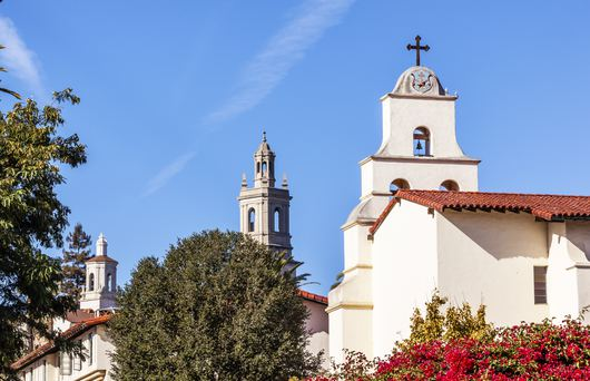 A Guide to Southern California Missions