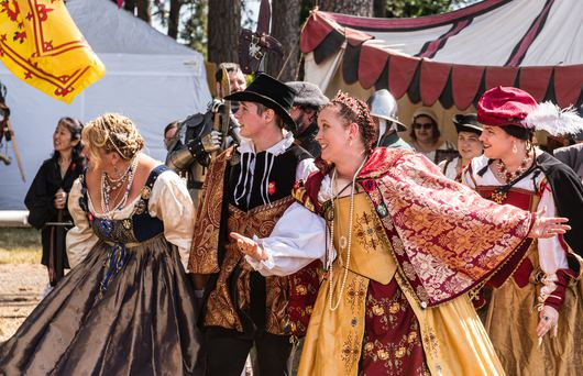 Everything You Need to Know About Southern California's Renaissance Faires