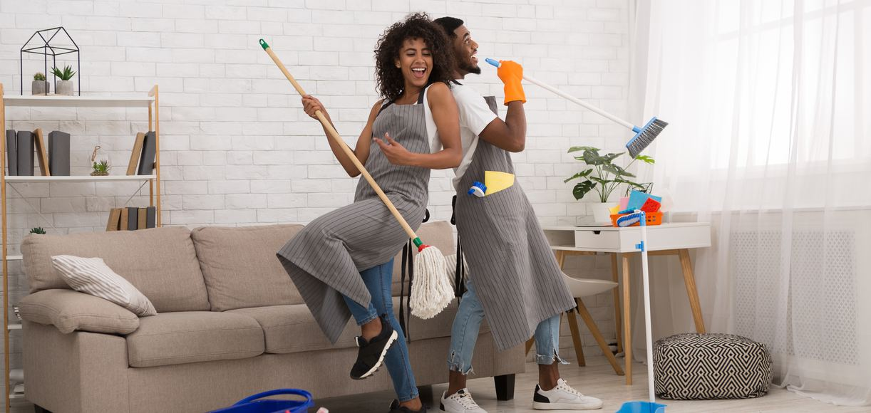 11 Simple Spring Cleaning Tips for Your California Home