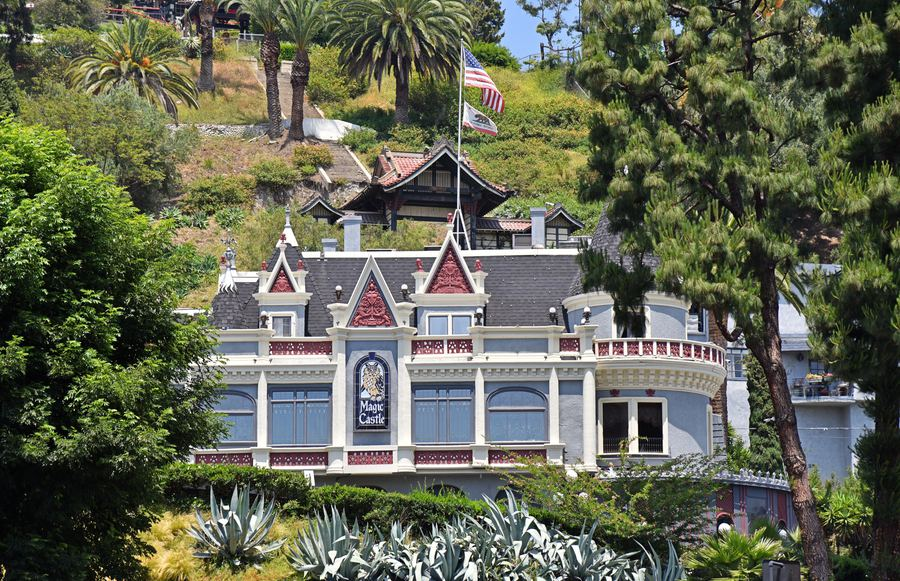 Weird Tourist Attractions in Southern California