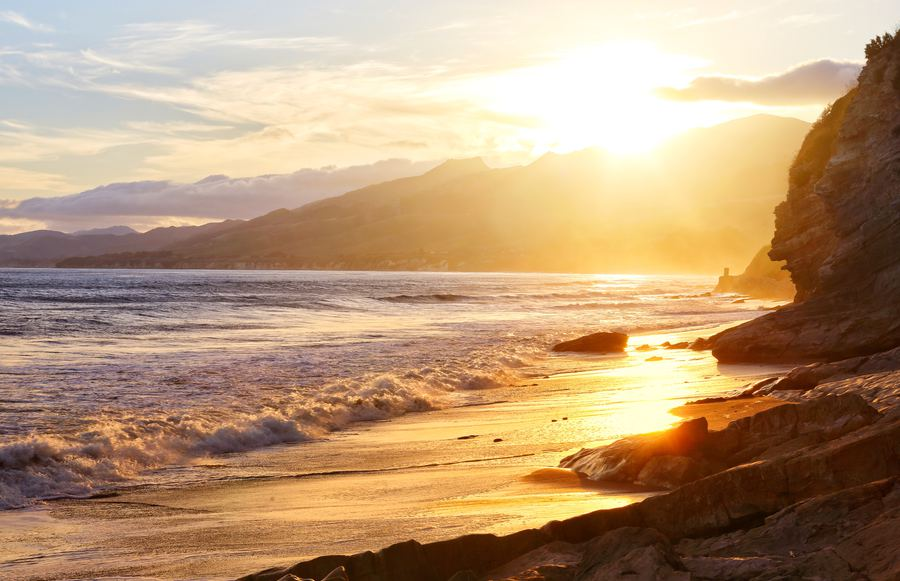 Where to View the Sunrise in California