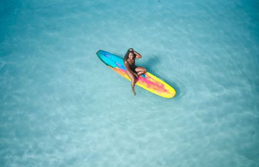 The History of Surfin' in Santa Cruz