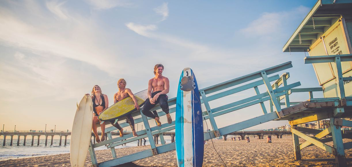 15 Los Angeles Surfing Destinations You Should Know About