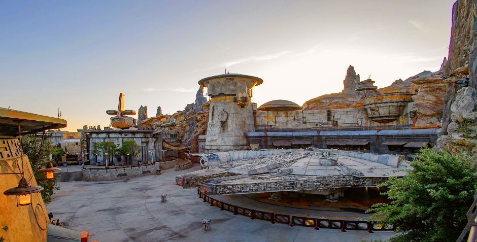 The Galaxy Far, Far Away is Now in L.A.: What You Need to Know About Star Wars Land