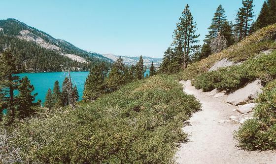Traversing Trails: Hiking The Tahoe Rim Trail