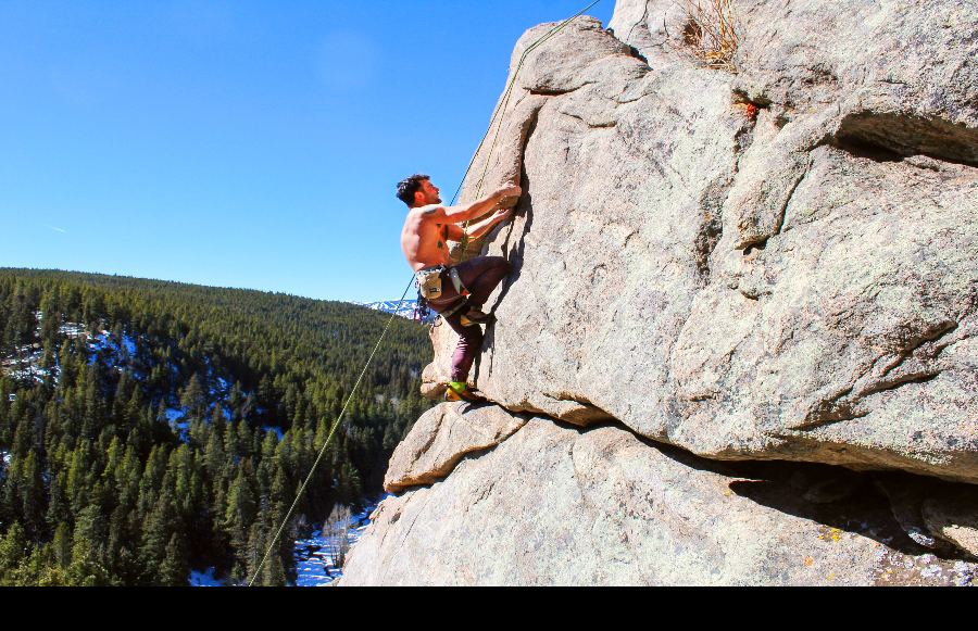 It's Global Climbing Day. Are You Up For The Challenge?