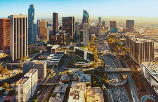 The Tallest Buildings in California