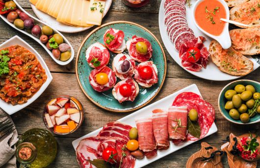Tapas Time: Small Plates Are Taking Over California Menus