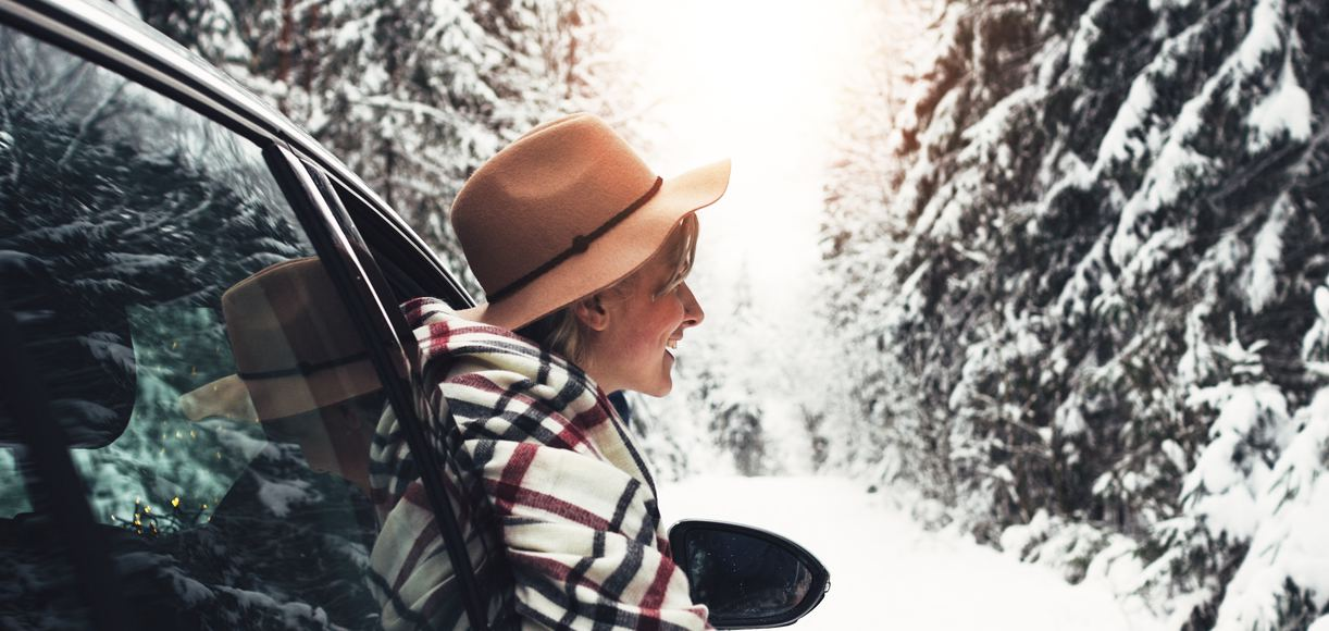 The Best Winter Road Trips in the Golden State
