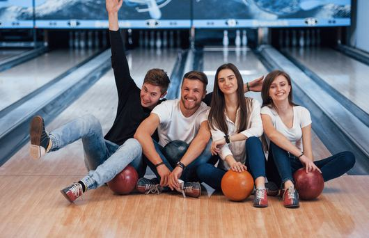 The Coolest Bowling Alleys in California