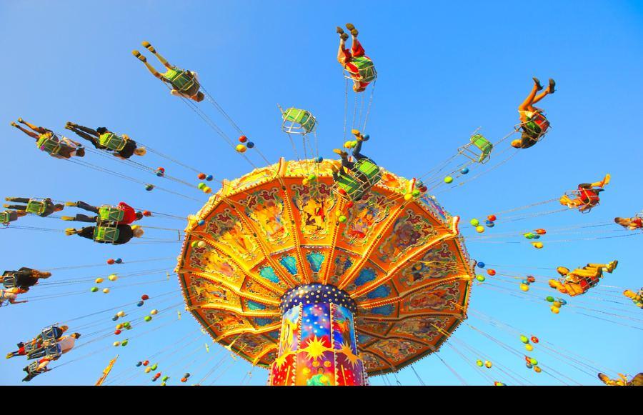 Summer Fun: 8 Can't-Miss Amusement Parks in California
