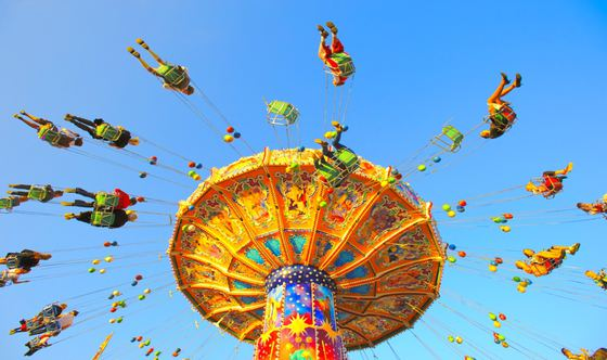 Summer Fun: 8 Can't-Miss Amusement Parks in California