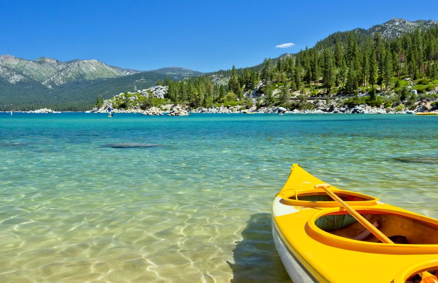 The Ultimate Guide to Lake Tahoe