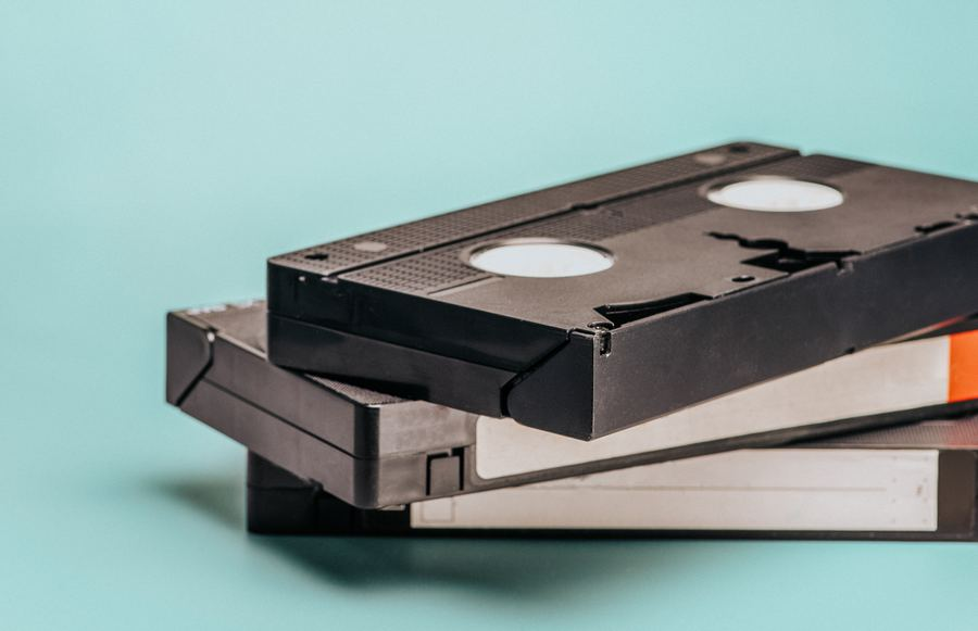 Invented in California: Videotape Recorder