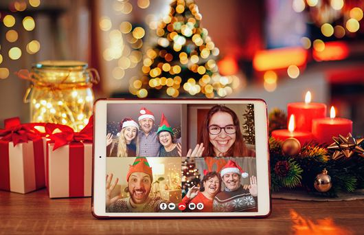 How to Host an Amazing Virtual Holiday Party