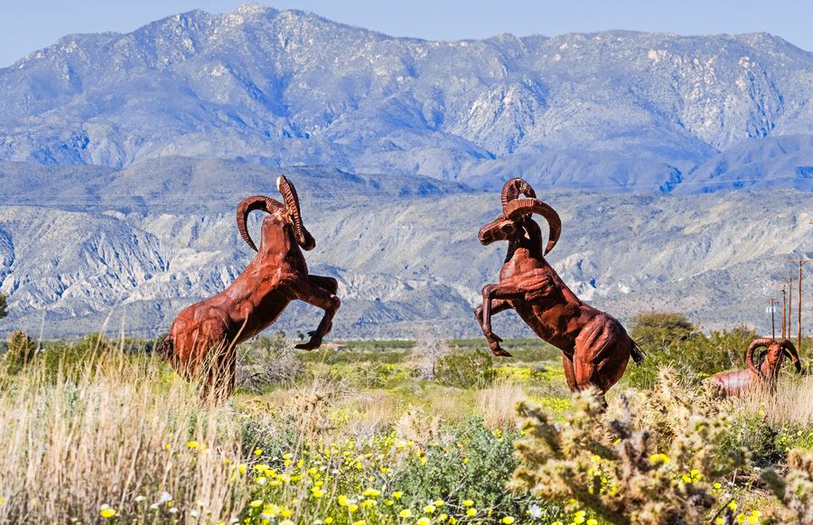Art In The Desert: The Weird Desert Art Attractions You Need To See