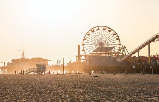 The Top 9 Most Beautiful Places to View Sunsets on the West Coast
