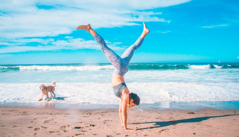 Yog-Ahhh: The Best Stress-Relieving Yoga Poses to do on Sundays