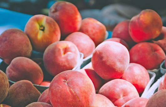 Pick Your Own Peaches and Your Own Path in Yolo County