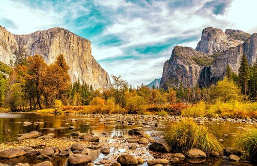 Autumn Road Trip: Where to See California's Fall Foliage