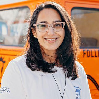 Sara Farooqi