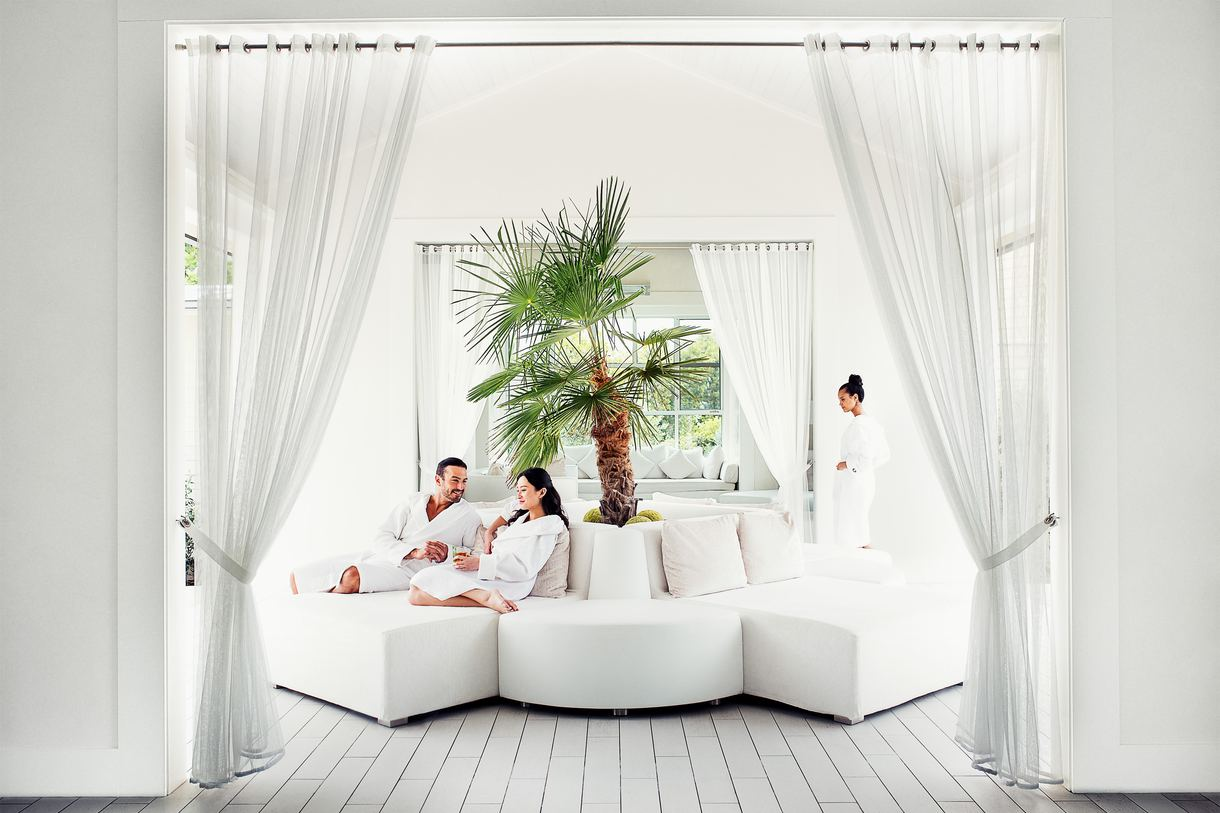 Spa Solage