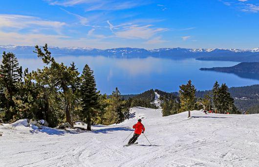 The California Ski Tour to Plan Next