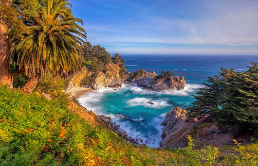 13 Must-See California State Beaches