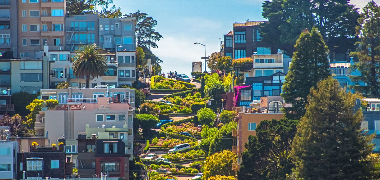 The Famous Streets in San Francisco Every Visitor Should See