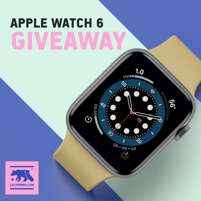 Follow Us to Win an Apple Watch®!
