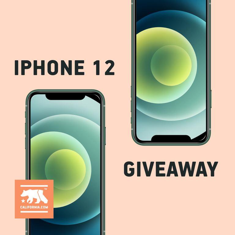 Follow Us to Win an iPhone® 12!