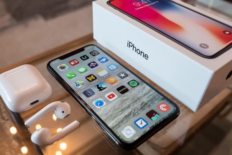 Follow us and our founder to win an iPhone 11