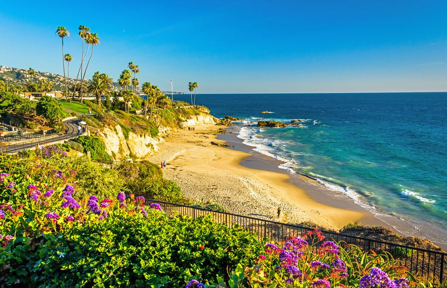 The Most Beautiful Beaches in California