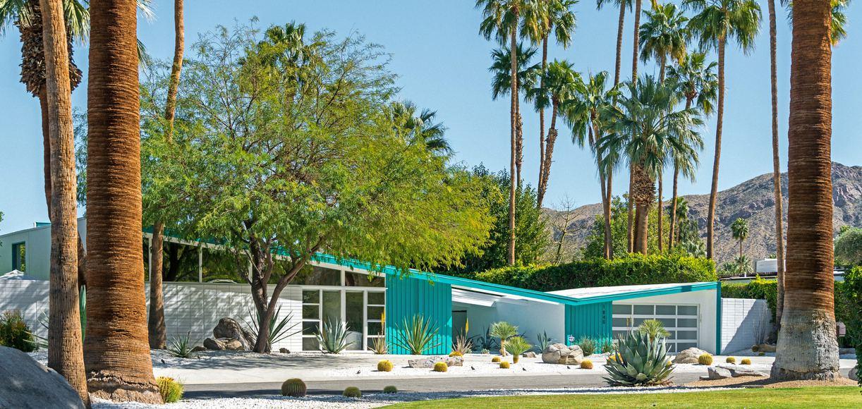 A Guide to Palm Springs' Neighborhoods