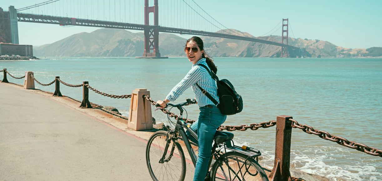 Must-Ride Bike Routes in San Francisco