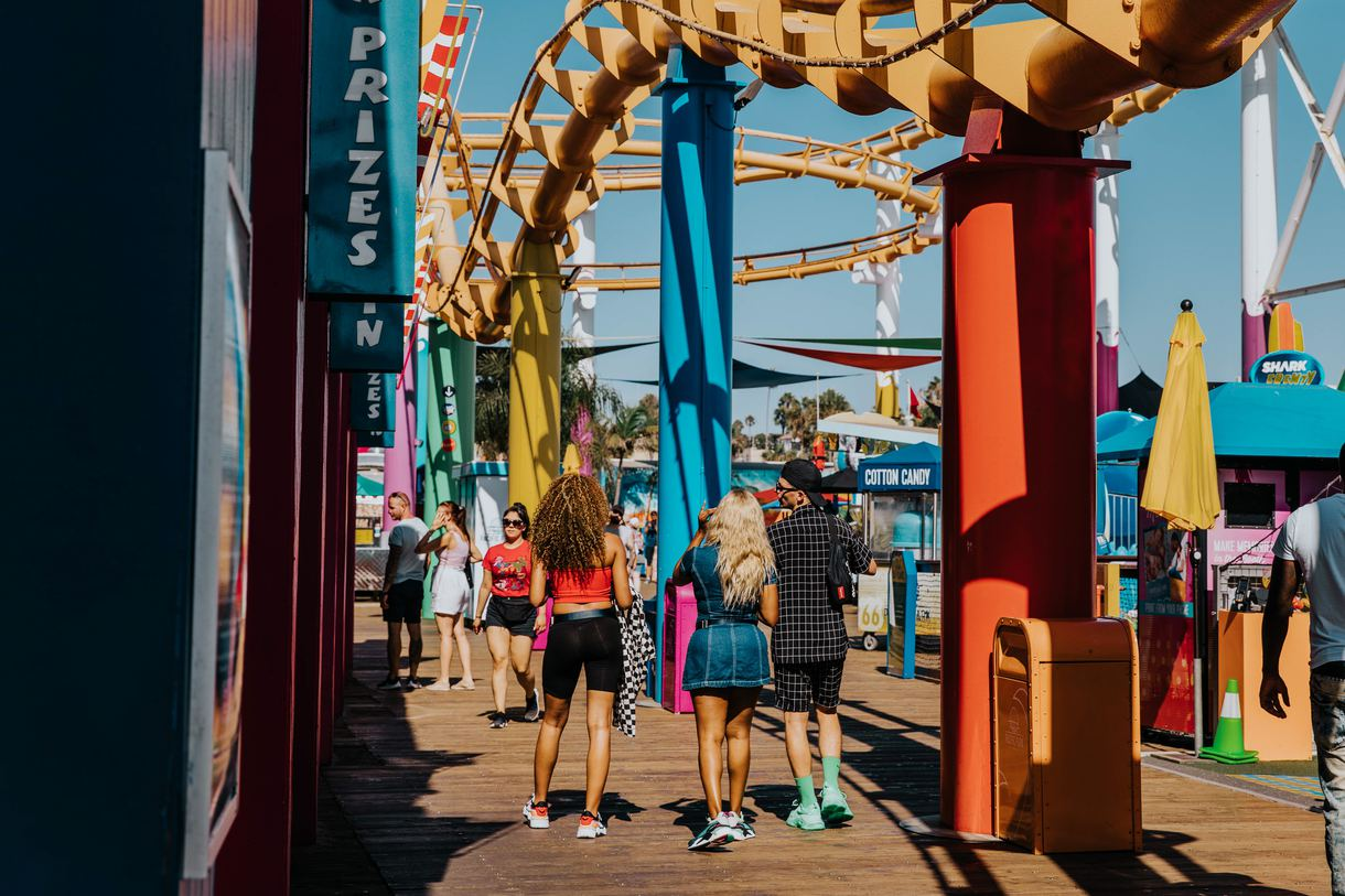 Pacific Park welcomes millions of annual visitors, who come from across the state and country.