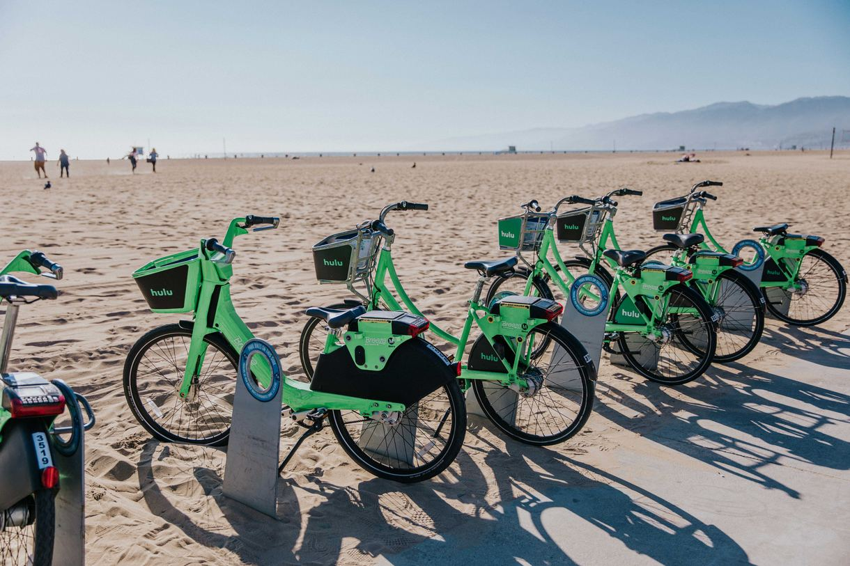 Rent a bike and take in the gorgeous coastal views from the iconic 26-Mile Bike Path.