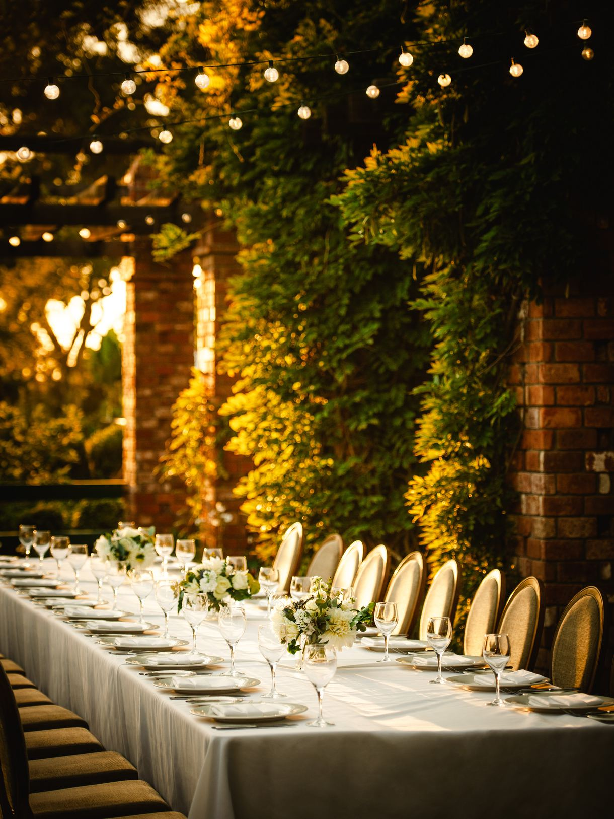 Host a wedding or special event at the resort.