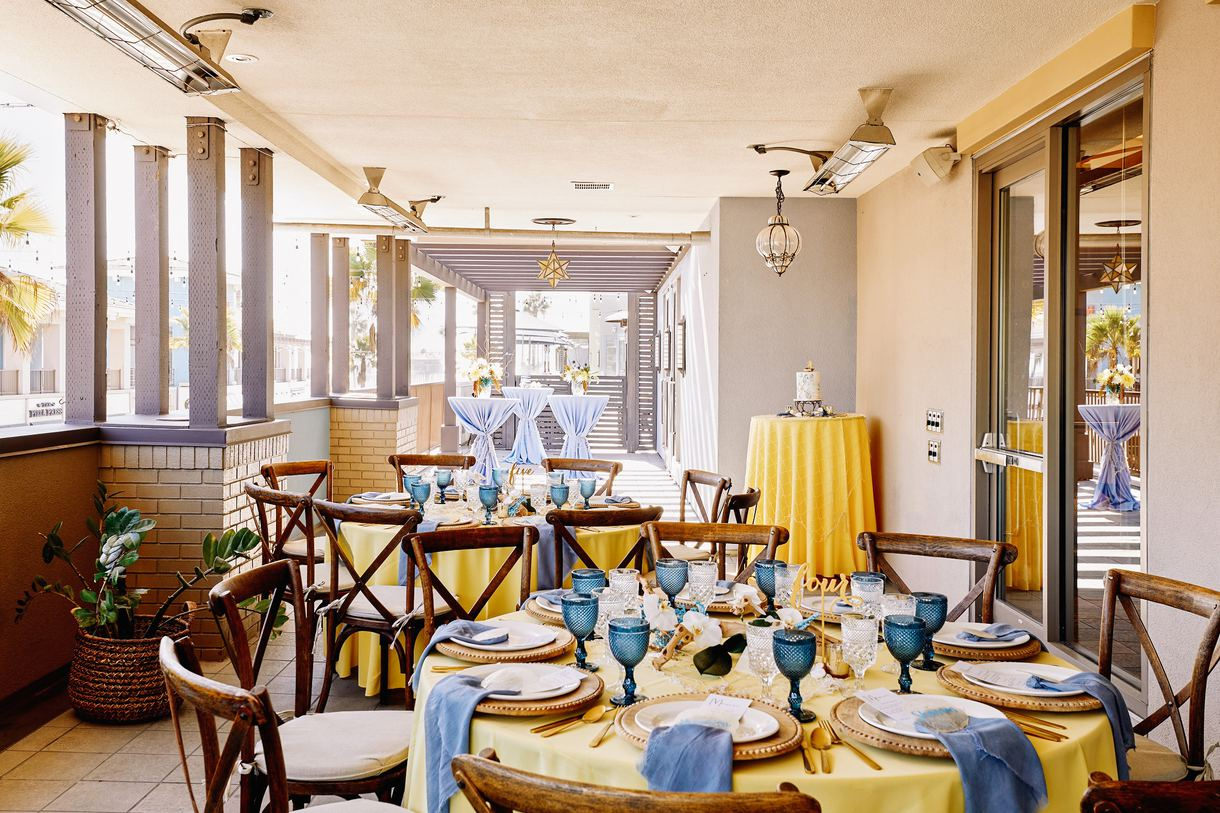 Host a special event or company meeting at the hotel.