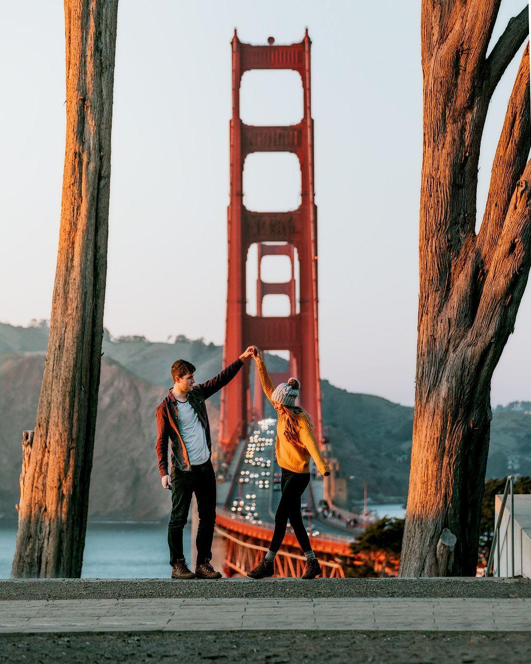 Golden Gate Overlook, Langdon Court, San Francisco. Photo courtesy of Renee Roaming.