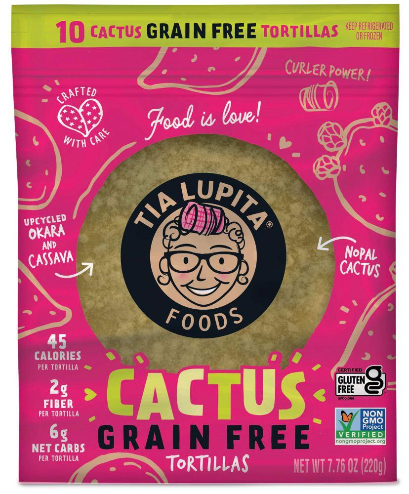 Cactus Grain Free Tortillas