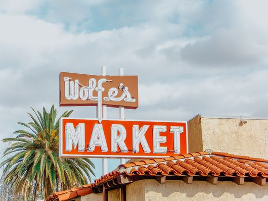 Wolfe's Market Route 66
