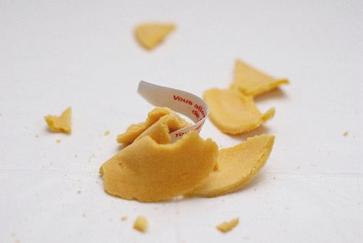 Invented in California: The Fortune Cookie
