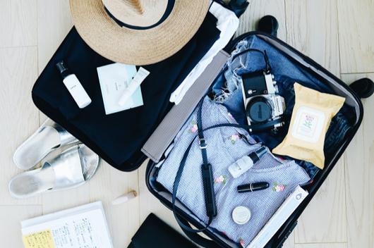 California-Made Luggage to Take Anywhere