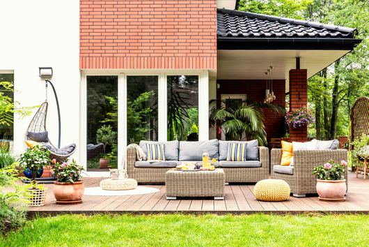Outdoor Oasis: 5 Creative Ways to Enhance Your Patio