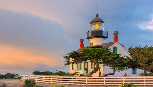 California Coast Spotlight: Monterey