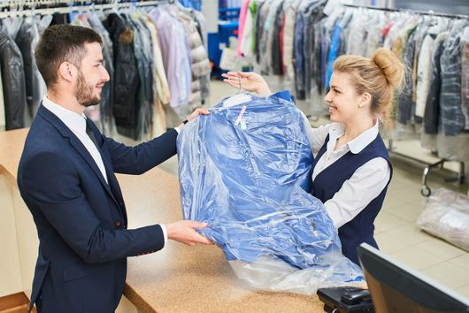What the Fabric? A Guide to Dry Cleaning and Laundering Your Clothing