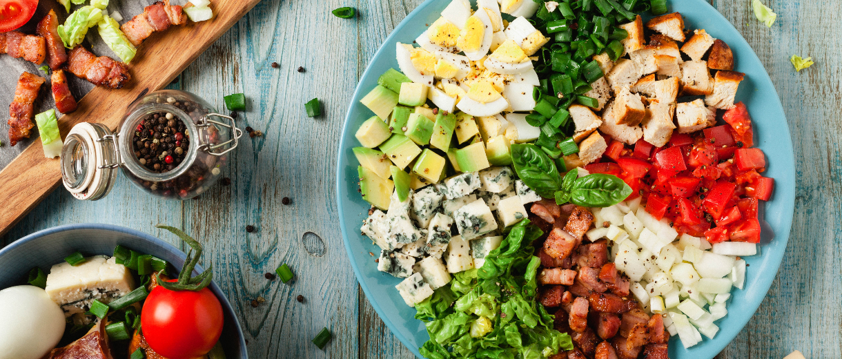 Invented In California: The Cobb Salad