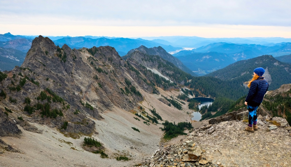 Traversing Trails: Hiking the Pacific Crest Trail